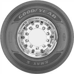 235/75R17.5 KMAX S 132/130M
