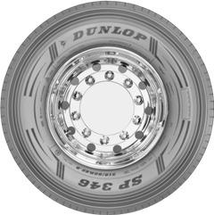 225/75R17.5 SP346 129/127M