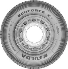 295/60R22.5 ECOFORCE 2+ 150K