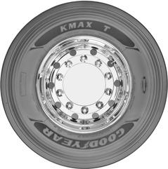 235/75R17.5 KMAX T 143J144F