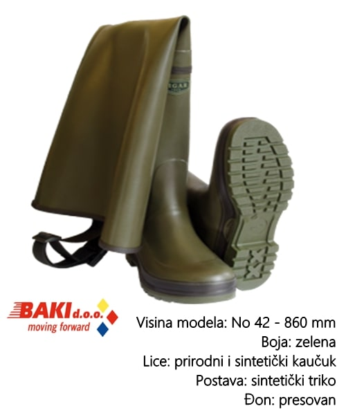 CIZMA RIBARSKA 42 93044