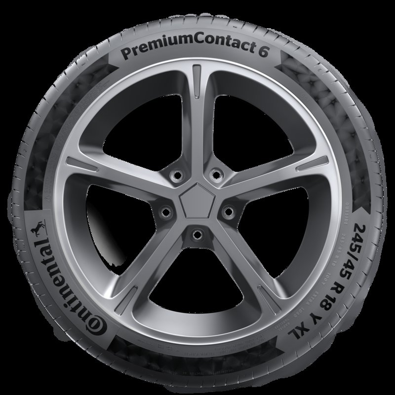 245/45R17 Conti PC6 95Y FR