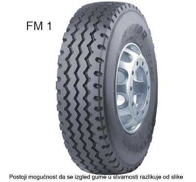 12R22.5 FM1 STEER MS 152/148K