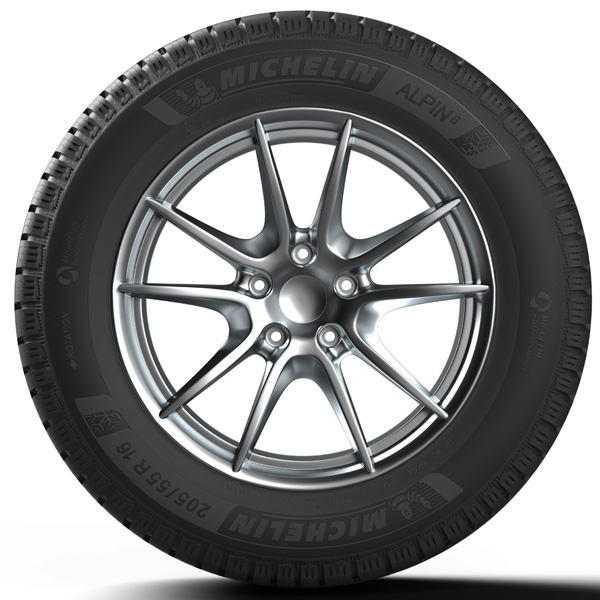 215/60R16 ALPIN 6 99H XL