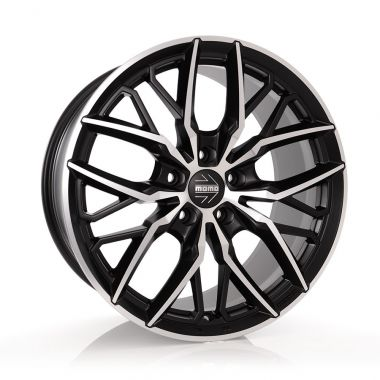 Spiderje bezkompromisna alu felna agresivnog izgleda savršeno dizajnirana i izrađena za vozila visokih performansi. Njegova mat crna dijamant završna obrada naglašava zadivljujući dizajn Spidera, što ga čini idealnim za najatraktivnije automobile na tržištu. Dostupan u dimenzijama 19