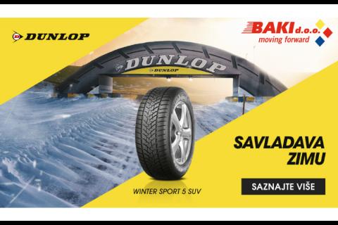 Zašto montirati Dunlop kao prvu opremu?
