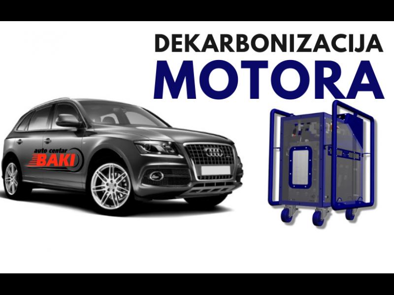 Dekarbonizacija motora!
