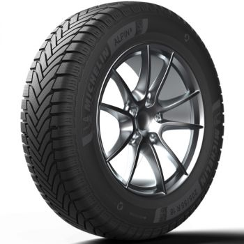 215/50R17 ALPIN 6 95V XL